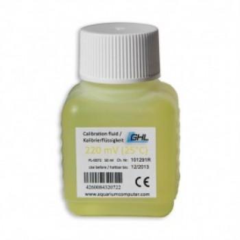 GHL Calibration fluid Redox 220mV 50ml PL0072