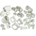 White PVC  Fittings